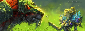 World of Warcraft Fear, Free Facebook Timeline Profile Cover, Characters