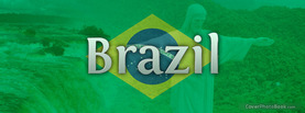 Brazil Flag, Free Facebook Timeline Profile Cover, Countries