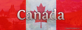 Canada Flag, Free Facebook Timeline Profile Cover, Countries