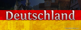 Deutschland Germany Flag, Free Facebook Timeline Profile Cover, Countries