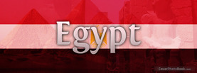 Egypt Flag, Free Facebook Timeline Profile Cover, Countries