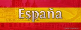 Espana Spain Flag, Free Facebook Timeline Profile Cover, Countries