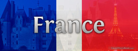 France Flag, Free Facebook Timeline Profile Cover, Countries