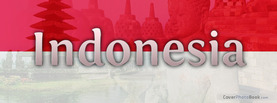 Indonesia Flag, Free Facebook Timeline Profile Cover, Countries