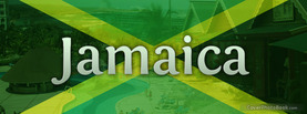 Jamaica Flag, Free Facebook Timeline Profile Cover, Countries