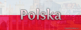 Polska Poland Flag, Free Facebook Timeline Profile Cover, Countries
