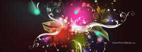 Colorful Fowers, Free Facebook Timeline Profile Cover, Creative