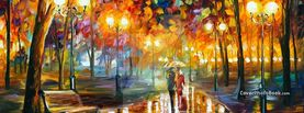 Couple Paiting Art, Free Facebook Timeline Profile Cover, Creative