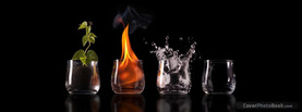 Four Elements, Free Facebook Timeline Profile Cover, Creative