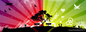 War and Peace, Free Facebook Timeline Profile Cover, Creative