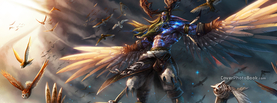 World of Warcraft Fan Art Birds, Free Facebook Timeline Profile Cover, Creative