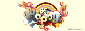Be Happy Vector, Free Facebook Timeline Profile Cover, Emotions