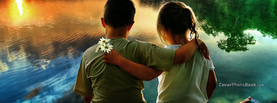 Friendship Boy and Girl, Free Facebook Timeline Profile Cover, Emotions