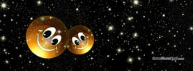 Smileys Planets and Stars, Free Facebook Timeline Profile Cover, Emotions