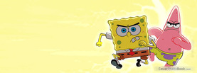 Spongebob and Patrick Serious, Free Facebook Timeline Profile Cover, Emotions