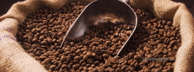 Coffee Beans, Free Facebook Timeline Profile Cover, Foods