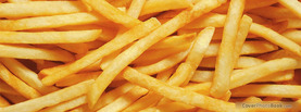 Fries, Free Facebook Timeline Profile Cover, Foods