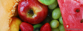 Fruits 2, Free Facebook Timeline Profile Cover, Foods