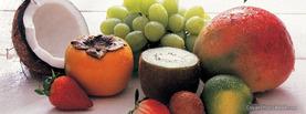 Fruits, Free Facebook Timeline Profile Cover, Foods