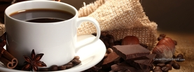Gourmet Coffee Chocolate, Free Facebook Timeline Profile Cover, Foods
