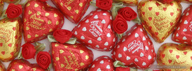 Heart Chocolates, Free Facebook Timeline Profile Cover, Foods