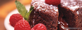 Hot Chocolate Cake, Free Facebook Timeline Profile Cover, Foods