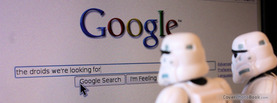Google Star Wars, Free Facebook Timeline Profile Cover, Funny
