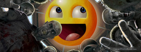 Smiley Zombies Meme, Free Facebook Timeline Profile Cover, Funny
