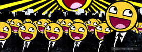 Smileys Anonymous, Free Facebook Timeline Profile Cover, Funny