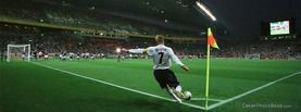 David Beckham Corner Kick, Free Facebook Timeline Profile Cover, Hobbies