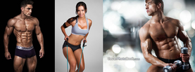 Fitness Guys and Girl, Free Facebook Timeline Profile Cover, Hobbies