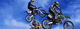 Motor Bike Sky, Free Facebook Timeline Profile Cover, Hobbies