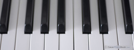 Piano Keyboard, Free Facebook Timeline Profile Cover, Hobbies