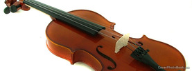 Violin, Free Facebook Timeline Profile Cover, Hobbies