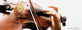 Violin Hand, Free Facebook Timeline Profile Cover, Hobbies