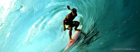 Water Surfing Sport, Free Facebook Timeline Profile Cover, Hobbies