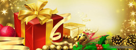 Christmas Boxes, Free Facebook Timeline Profile Cover, Holidays