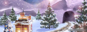 Christmas Place, Free Facebook Timeline Profile Cover, Holidays