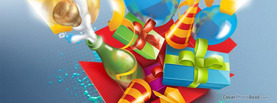 Christmas Supprise, Free Facebook Timeline Profile Cover, Holidays