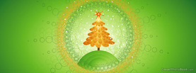 Christmas Tree Circle Bubbles, Free Facebook Timeline Profile Cover, Holidays