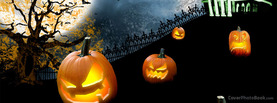 Halloween Evil Pumpkins, Free Facebook Timeline Profile Cover, Holidays