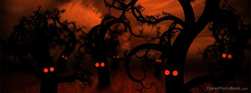 Halloween Monsters Vladstudio, Free Facebook Timeline Profile Cover, Holidays