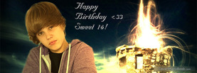 Happy Birthday Justin Bieber, Free Facebook Timeline Profile Cover, Holidays