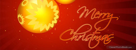 Merry Christmas 1, Free Facebook Timeline Profile Cover, Holidays