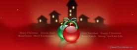 Merry Christmas Languages, Free Facebook Timeline Profile Cover, Holidays