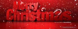 Merry Christmas Seventh Street, Free Facebook Timeline Profile Cover, Holidays