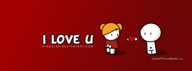 Cute I Love You, Free Facebook Timeline Profile Cover, Love