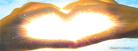 Heart Hands, Free Facebook Timeline Profile Cover, Love