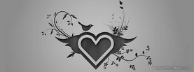 Love Bird Vector, Free Facebook Timeline Profile Cover, Love