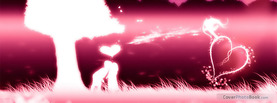 Valentine Love Boy Girl Cupid, Free Facebook Timeline Profile Cover, Love